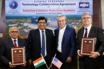 BHEL signs Technology Collaboration Agreement with Babcock Power Environmental Inc., USA