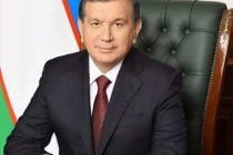 President of Uzbekistan visits India for his first State Visit