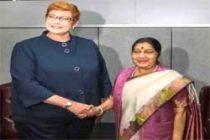 UN:Sushma discusses strategic cooperation, trade, development at bilaterals