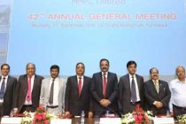 NHPC hosts 42nd  Annual General Meeting