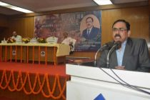 SAIL Chairman Anil Chaudhary visits Bhilai Steel Plant