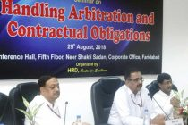NHPC organizes Seminar on Handling Arbitration and Contractual Obligations