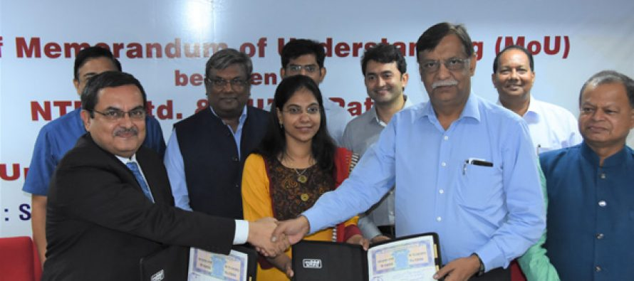 NTPC Signs MoU with AIIMS, Patna for Setting up a Special Burn Centre