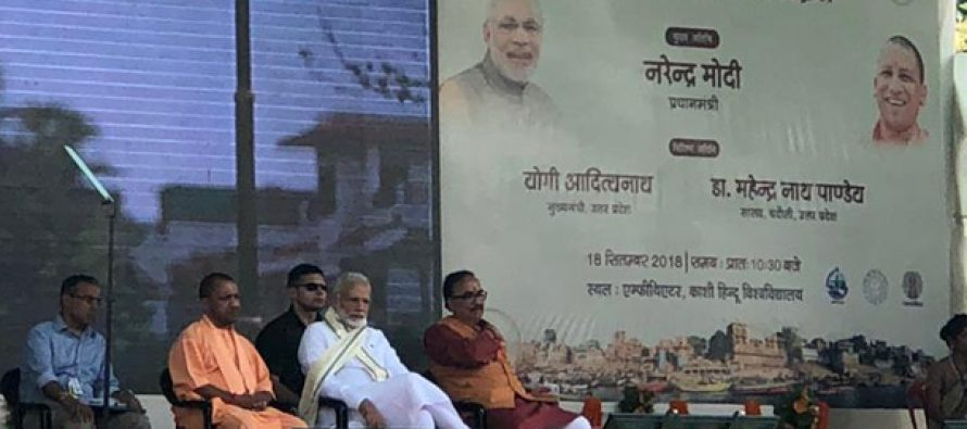 Prime Minister dedicates IPDS Varanasi project today