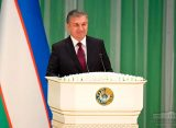 President of the Republic of Uzbekistan Shavkat Mirziyoyev addressed the Senate and the Legislative Chamber of the Oliy Majlis