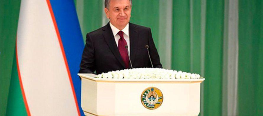 Uzbekistan Celebrates 28th Anniversary of its Independence