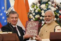 India, Uzbekistan set $1-bn trade target, to cooperate on counter-terror