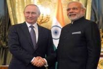 Moving beyond defence, business to be focus of India-Russia ties