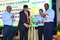 """NLCIL organises two day Seminar on """"IT Enablement for Transparent Working"""""""