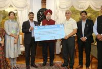 NBCC PAYS DIVIDEND TO THE GOVERNMENT