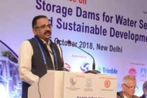 CMD, NHPC delivers address at Conference on Dams India 2018