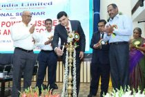 """NLCIL organizes Two Day National Seminar on """"Thermal Power Issues, Challenges and Way Forward"""""""