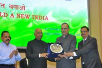 President of India felicitates IndianOil for outstanding Vigilance Awareness initiatives