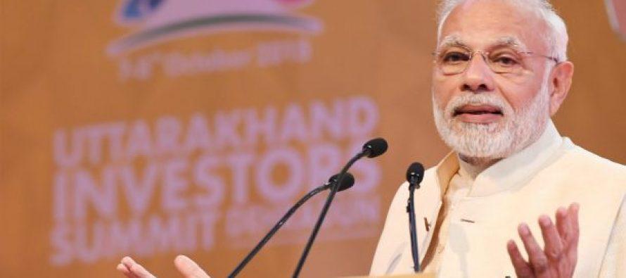 India going through major transformation : PM Modi