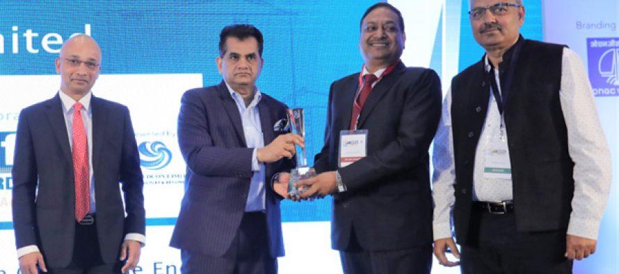NHPC awarded as Winner under category 'Power Generation – Renewable Energy' at Dun & Bradstreet Infra Awards 2018
