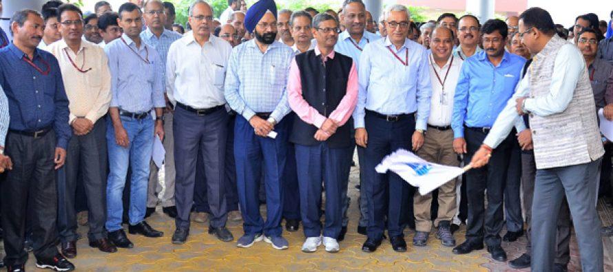 NHPC organizes 'Run for Unity' on occasion of 'Rashtriya Ekta Diwas'