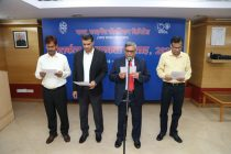 CMD, PFC administering oath to Employees on eve of Vigilance Awareness Week