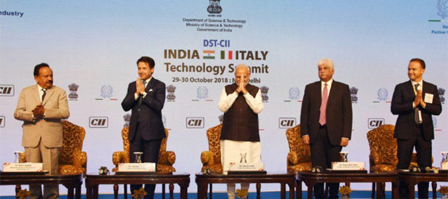 India-Italy trade on upswing, crossed $10.5 bn last year