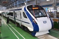India's first engine-less train unveiled