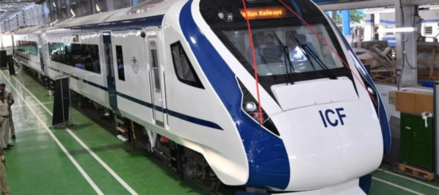Bookings open for Delhi-Katra Vande Bharat Express, to start Oct 5