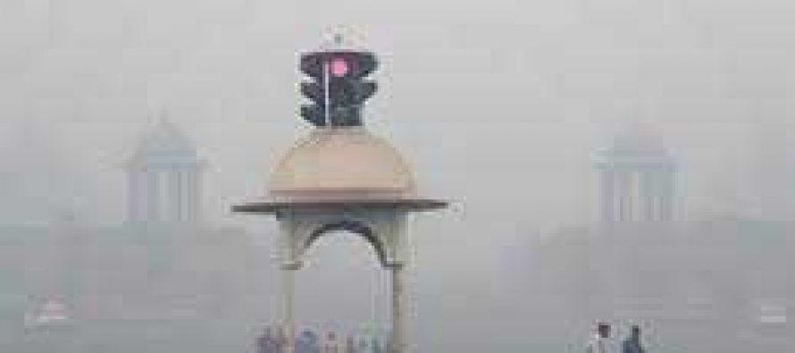 Light rain in Delhi-NCR, Western Disturbance kicks in