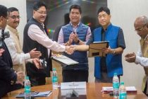 Arunachal signs MoU with ESG to promote International Tribal Film Festival