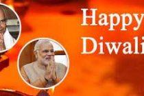President, VP, PM greets nation on Diwali
