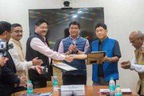 OIL signs Ningru PML regrant with Govt. of Arunachal Pradesh