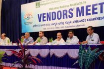 Vendors Meet at MRPL during Vigilance Awareness Week