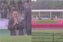 Kovind, Modi, Sonia pay tributes to Nehru