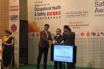 OIL INDIA LIMITED  WINS THE GREENTECH SAFETY PLATINUM AWARD