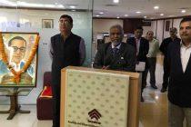 HUDCO pays homage to Dr. B.R. Ambedkar