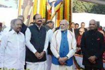 Kovind, Naidu, Modi pay tributes to Ambedkar