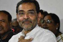 President accepts Kushwaha's resignation