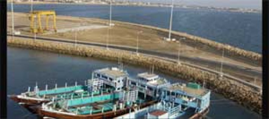 India takes one more step to develop Chabahar port
