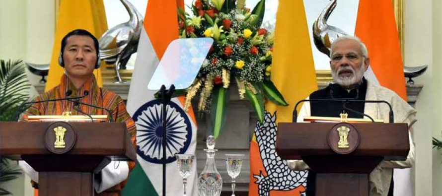 India commits Rs 4,500 crore to Bhutan's 12th Five-Year Plan