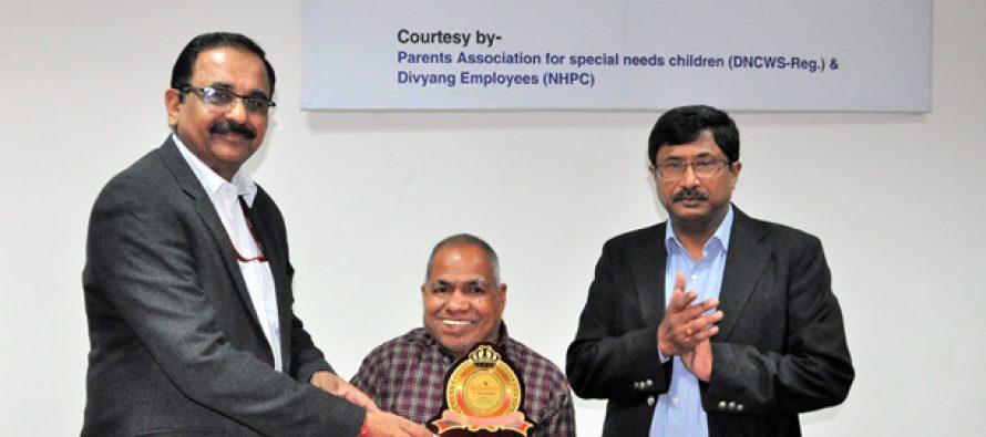 NHPC celebrates World Disability Day