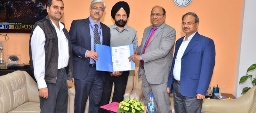 NHPC signs Agreement of Rs. 500 Crores loan