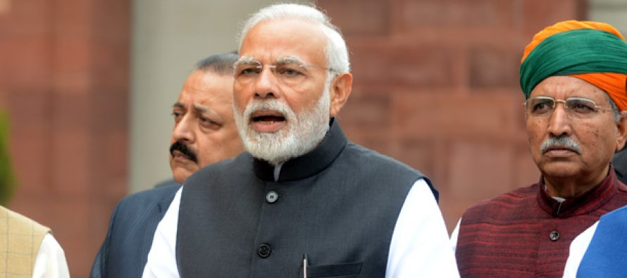 Budget has taken care of all sectors, will create New India : PM Modi