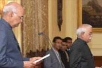 Bhargava takes oath as Chief Information Commissioner