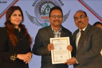 NBCC bags the prestigious 'North India Best Employer Brand' Award 2018