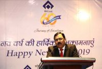 Chairman SAIL emphasizes Safety and Volume as the priorities for the New Year