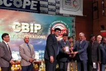 NLCIL honoured with the coveted CBIP Award -2019, for best performing Utility in Thermal Power sector