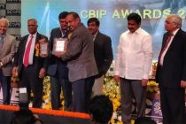 POWERGRID bags two awards at CBIP Awards 2019