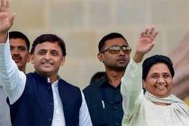 BSP-SP announce tie up for LS polls, keep Congress out of it
