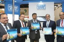 Power & Renewable Energy Minister inaugurates NTPC pavilion at WFES-2019, Abu Dhabi (UAE)
