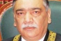 Saeed Khosa sworn in as new Chief Justice of Pakistan