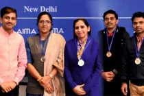 NBCC EMPLOYEES WIN SILVER AT MANAGEMENT OLYMPIAD BY AIMA