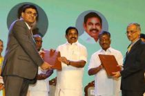 NLCIL INKS PACT WITH TAMILNADU GOVERNMENT FOR THE SETTING UP OF POWER/MINES PROJECTS