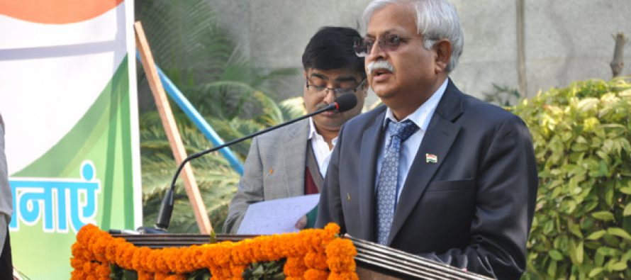 Oil India Limited celebrates 70th Republic Day
